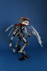 Nightmare Amalgam-Z (bricks.life.idea) Tags: lego biocup bionicle biocup2019