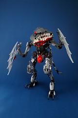 Nightmare Amalgam-Z (bricks.life.idea) Tags: lego biocup bionicle nightmare biocup2019