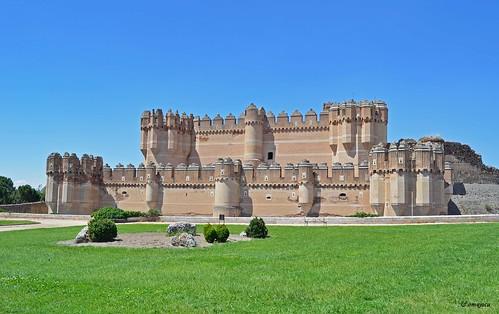 Castillo de Coca.  Spain