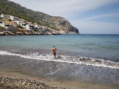 Lionas Beach, Naxos Island (sandorson) Tags: lionasbeach lionas sea aegean naxos greece island cyclades náxosz νάξοσ λιωνασ marine shore bay playa beach coast küste plage praia strand пляж 砂浜 灘 해변 شاطىء חוף sandorson