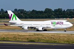 EC-KXN | Boeing 747-4H6 | Wamos Air (JRC | Aviation Photography) Tags: boeing7474h6 boeing747400 boeing747 boeing 747 747400 dus eddl wamosair eckxn dusseldorfairport flughafendüsseldorf
