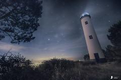 Faro de Punta Subrido (Josep Lluís Luque) Tags: cangasdomorrazo morrazo galiza galicia pontevedra noche nit faro night