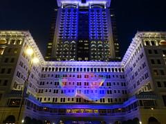 201905281 Hong Kong Tsim Sha Tsui (taigatrommelchen) Tags: 20190522 china hongkong tsimshatsui night icon urban city building hotel art