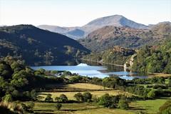 Llyn Gwynant, Nant Gwynant, Snowdonia, North Wales (HighPeak92) Tags: lakes llyngwynant valleys nantgwynant nationalparks snowdonianationalpark snowdonia northwales canonpowershotsx700hs