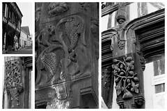 La Maison de bois à Brou (XVe-XVIe s.) (Philippe_28) Tags: brou 28 eureetloir france europe colombage halftimbered house maison pansdebois
