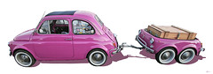 Fiat (kunstschieter) Tags: smileonsaturday thinkpink