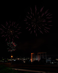Firework Friday (23 of 51) (RaDel Hinckley) Tags: fireworks fireworksfriday friday kansascity kaufmanstadium royals