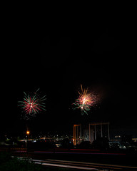 Firework Friday (46 of 51) (RaDel Hinckley) Tags: fireworks fireworksfriday friday kansascity kaufmanstadium royals