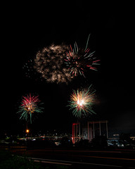 Firework Friday (45 of 51) (RaDel Hinckley) Tags: fireworks fireworksfriday friday kansascity kaufmanstadium royals