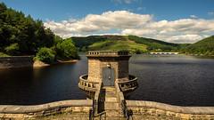 Ladybower Reservoir (Alan Hinchliffe) Tags: landscape scenic photography olympus omd em1 1240mm peakdistrict ladybower reservoir
