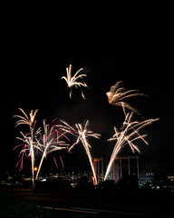 Firework Friday (32 of 51) (RaDel Hinckley) Tags: fireworks fireworksfriday friday kansascity kaufmanstadium royals