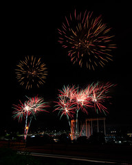 Firework Friday (22 of 51) (RaDel Hinckley) Tags: fireworks fireworksfriday friday kansascity kaufmanstadium royals
