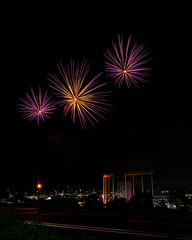 Firework Friday (12 of 51) (RaDel Hinckley) Tags: fireworks fireworksfriday friday kansascity kaufmanstadium royals