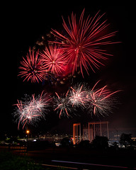 Firework Friday (9 of 51) (RaDel Hinckley) Tags: fireworks fireworksfriday friday kansascity kaufmanstadium royals
