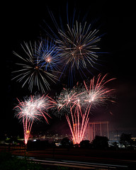 Firework Friday (8 of 51) (RaDel Hinckley) Tags: fireworks fireworksfriday friday kansascity kaufmanstadium royals