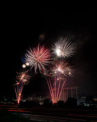 Firework Friday (6 of 51) (RaDel Hinckley) Tags: fireworks fireworksfriday friday kansascity kaufmanstadium royals