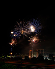 Firework Friday (4 of 51) (RaDel Hinckley) Tags: fireworks fireworksfriday friday kansascity kaufmanstadium royals