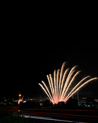 Firework Friday (39 of 51) (RaDel Hinckley) Tags: fireworks fireworksfriday friday kansascity kaufmanstadium royals