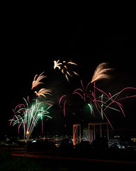 Firework Friday (31 of 51) (RaDel Hinckley) Tags: fireworks fireworksfriday friday kansascity kaufmanstadium royals