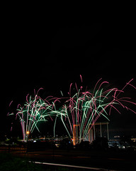 Firework Friday (28 of 51) (RaDel Hinckley) Tags: fireworks fireworksfriday friday kansascity kaufmanstadium royals