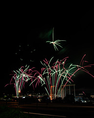 Firework Friday (27 of 51) (RaDel Hinckley) Tags: fireworks fireworksfriday friday kansascity kaufmanstadium royals