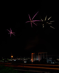 Firework Friday (25 of 51) (RaDel Hinckley) Tags: fireworks fireworksfriday friday kansascity kaufmanstadium royals