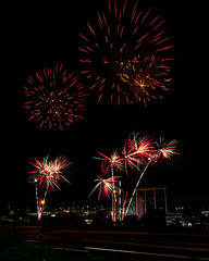 Firework Friday (20 of 51) (RaDel Hinckley) Tags: fireworks fireworksfriday friday kansascity kaufmanstadium royals