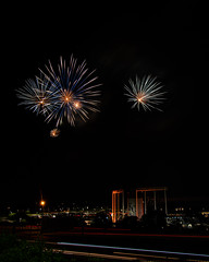 Firework Friday (17 of 51) (RaDel Hinckley) Tags: fireworks fireworksfriday friday kansascity kaufmanstadium royals