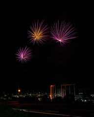 Firework Friday (16 of 51) (RaDel Hinckley) Tags: fireworks fireworksfriday friday kansascity kaufmanstadium royals