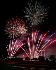 Firework Friday (10 of 51) (RaDel Hinckley) Tags: fireworks fireworksfriday friday kansascity kaufmanstadium royals
