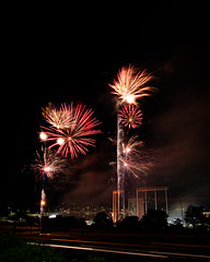 Firework Friday (2 of 51) (RaDel Hinckley) Tags: fireworks fireworksfriday friday kansascity kaufmanstadium royals