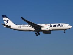 Iran Air | Airbus A330-243 | EP-IJB (Bradley's Aviation Photography) Tags: egll lhr london londonheathrowairport heathrow heathrowairport londonheathrow canon70d aviation avgeek aviationphotography plane planespotting flying flight a332 a330 iranair airbusa330243 epijb
