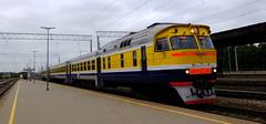 Latvia class DR1A (onewayticket) Tags: diesel railway trains transport rvr dmu riga latvia