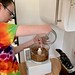 Youngest is baking today