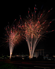 Firework Friday (50 of 51) (RaDel Hinckley) Tags: fireworks fireworksfriday friday kansascity kaufmanstadium royals