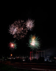 Firework Friday (44 of 51) (RaDel Hinckley) Tags: fireworks fireworksfriday friday kansascity kaufmanstadium royals