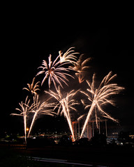 Firework Friday (33 of 51) (RaDel Hinckley) Tags: fireworks fireworksfriday friday kansascity kaufmanstadium royals