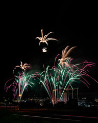 Firework Friday (30 of 51) (RaDel Hinckley) Tags: fireworks fireworksfriday friday kansascity kaufmanstadium royals