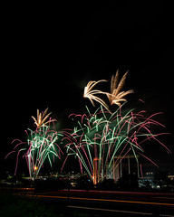 Firework Friday (29 of 51) (RaDel Hinckley) Tags: fireworks fireworksfriday friday kansascity kaufmanstadium royals