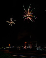 Firework Friday (24 of 51) (RaDel Hinckley) Tags: fireworks fireworksfriday friday kansascity kaufmanstadium royals