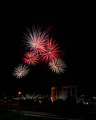 Firework Friday (15 of 51) (RaDel Hinckley) Tags: fireworks fireworksfriday friday kansascity kaufmanstadium royals