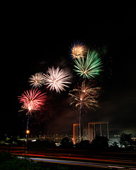 Firework Friday (3 of 51) (RaDel Hinckley) Tags: fireworks fireworksfriday friday kansascity kaufmanstadium royals
