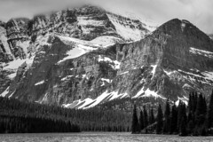 Josephine (Thirsty Hrothgar) Tags: moutains breathtaking scenic snowcap ice snow peaks bergschrund lake trees forest cliff rock stone crevasse