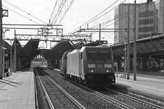 rogoredo marzo 2019 #24 (train_spotting) Tags: milanorogoredo dbcargoitaliasrl lenord ferrovienordmilano nordcargo traxxf140dc e4831034inc bombardier nikond7100