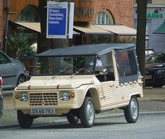 Newly restored 1972 CITROËN MEHARI DX60783 still on the roads of Denmark (sms88aec) Tags: newly restored 1972 citroën mehari dx60783 still roads denmark