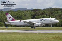 Freebird Airlines - TC-FBR - 2019.06.22 - ENZV/SVG (Pål Leiren) Tags: freebirdairlines tcfbr freebird airlines airbus a320232a320 stavanger sola norway svg enzv flyplass airport planes plane planespotting aviation aircraft runway rw airplane canon7d 2019 airliner jet jetliner june june2019