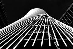 Sorbonne Université Pyramide (freephysique) Tags: architecture paris faculté noir blanc monochrome sorbonne université campus pierre marie curie nikon d750 perspective abstract abstrait