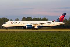 N509DN | A359 | DELTA | EHAM (Ashley Stevens images) Tags: amsterdam schiphol airport eham ams canon eos aircraft aeroplane aviation civil airplane n509dn