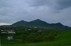 Beshtau (МирославСтаменов) Tags: russia caucasus pyatigorye beshtau laccolith mountain nebulosity