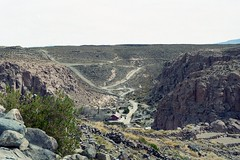 CHILE 1996 / Caspana (Julio Herrera Ibanez) Tags: chile nortegrande altiplano sendero calles rutas
